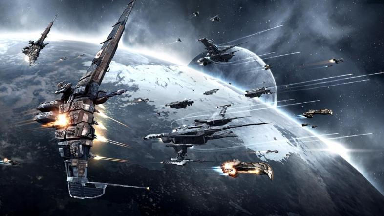 online space game