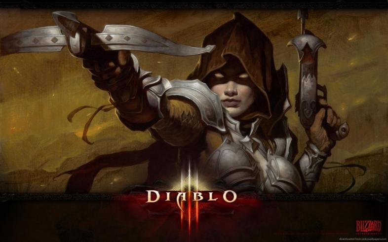 Diablo 3, dungeon crawler, Blizzard Entertainment, Ultimate Demon Killer, RPG, leveling guide, gearing up guide
