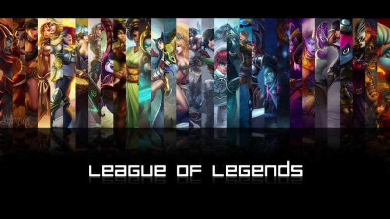 League Of Legends 10 Hottest Female Champs Youd Date