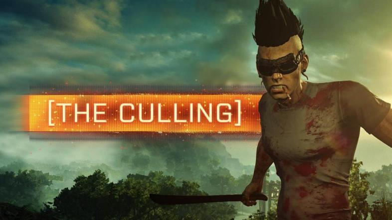 the culling preview, hunger games, pvp