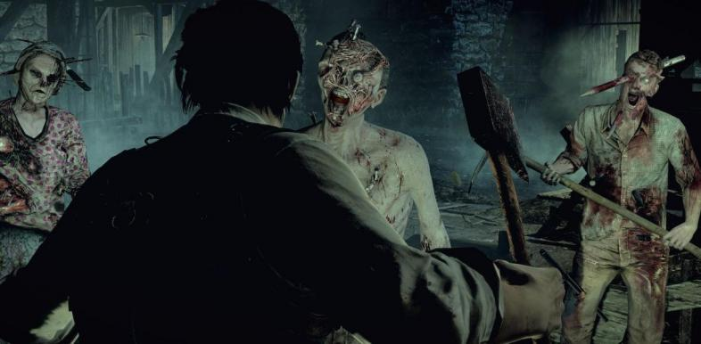 12 most gruesome games, horror games, gore in video games, scary games