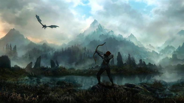 Imagine if Skyrim came to the big screen