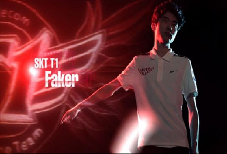 Faker, SKTT1, League of Legends