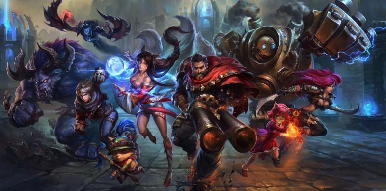 league of legends, riot games, riot games location,