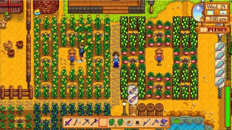 Stardew Valley Gets Unofficial Co-Op Multiplayer Mod | GAMERS DECIDE