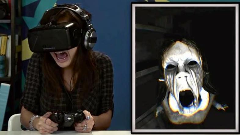 VR and Horror Games Seems Like a Match Made in Heaven