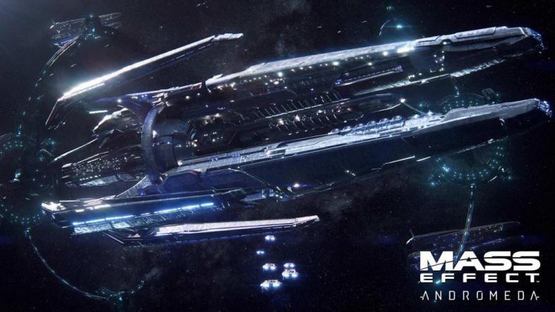 Mass Effect, Mass Effect Andromeda, Bioware, RPG,