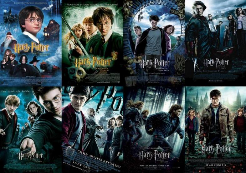 harry potter, movies, harry potter movies