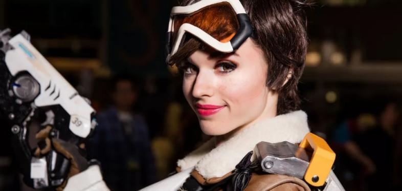 tracer cosplays