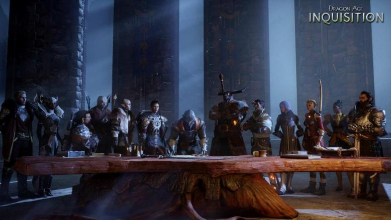 RPG, RPG Games, Dragon Age, Dragon Age: Inquisition, Inquisition, 2017, Bioware, Wartable