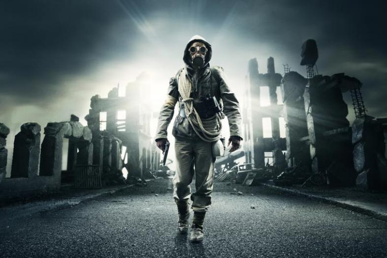 How to survive, zombie, apocalypse, undead, end of days, survival kit, supplies, water filtration straw, med kit, MRE, micro stove, sleeping bag, multi-tool, backpack, tactical outfit, melee weapon, suppressed weapons, SAS survival guide 2E
