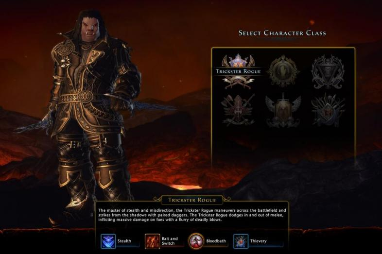 neverwinter, mmorpg, dungeons and dragons, class, character