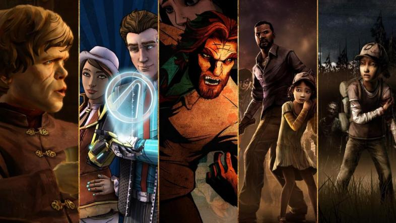 10 best telltale games, top telltale games 2017