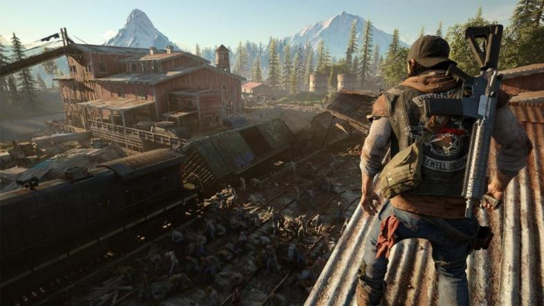 Ps4 Games, Playstation games, Playstaton exclusives, Days Gone