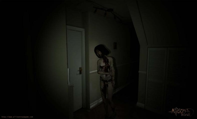allison road, video game, upcoming