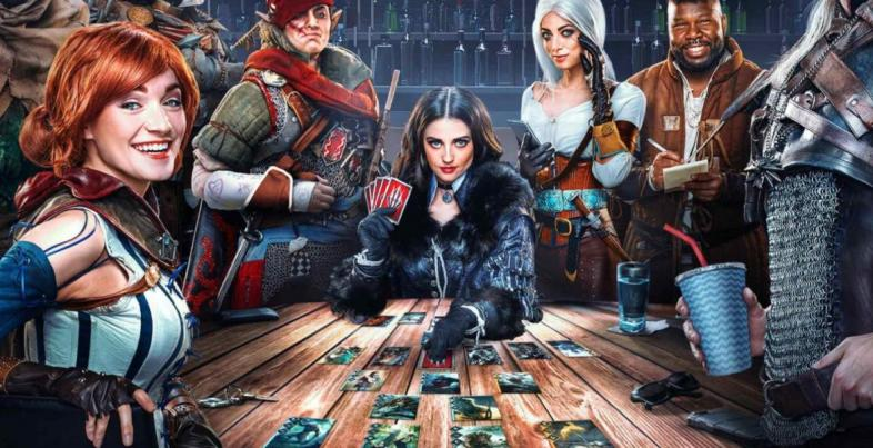 Gwent is CD Projekt Red's first venture into esports