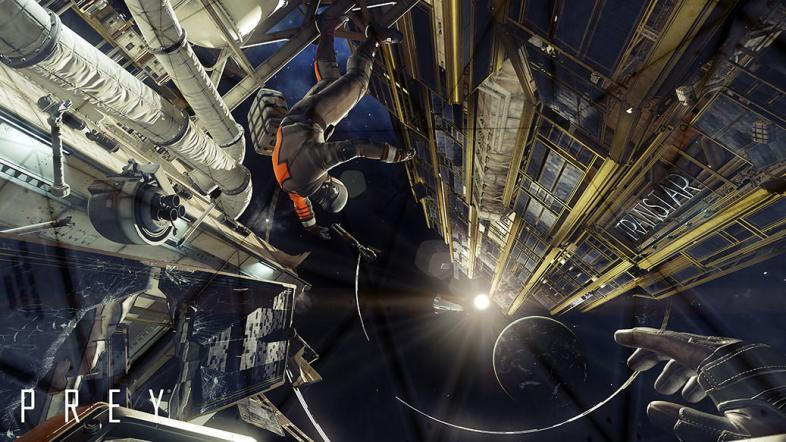 prey, survival horror, gaming, new release