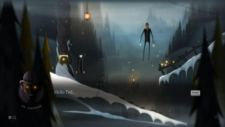 pinstripe, indie game, horror game, new release