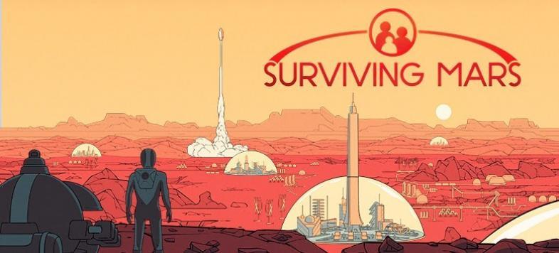 Surviving Mars, City-Building, Cities Skylines, Paradox Interactive