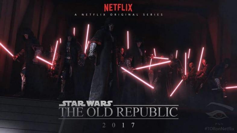 Netflix and the petition to bring the Old Republic show to life