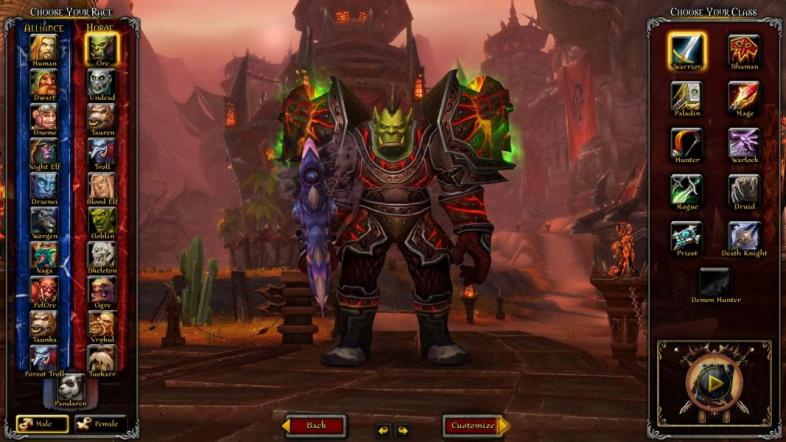 World of Warcraft Players Look For Nostalgia On Growing