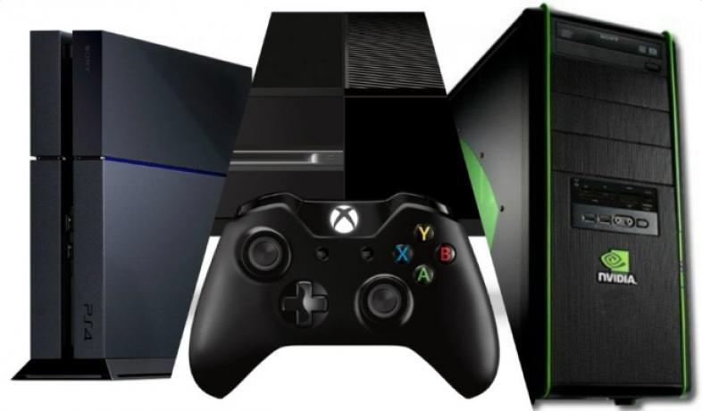consoles, PS4, Xbox, Nintendo, PC
