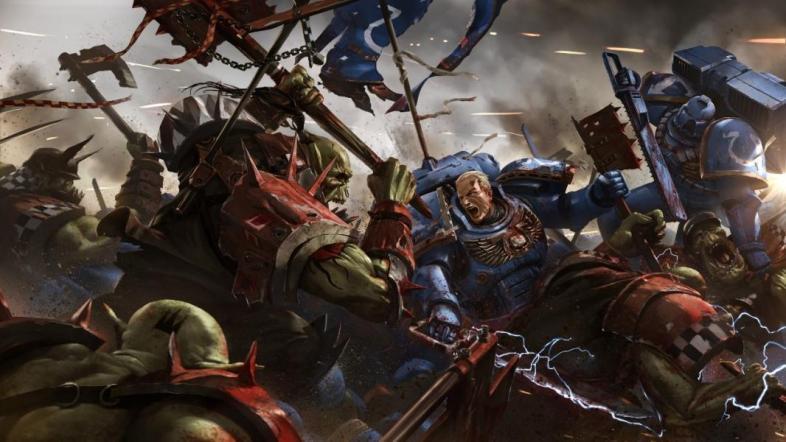 warhammer games