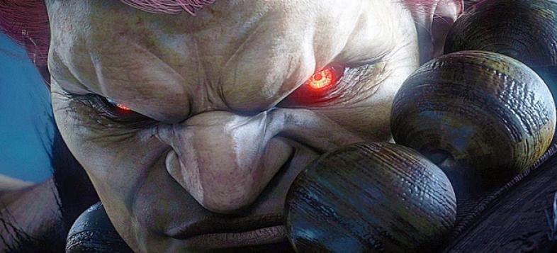 Tekken 7, Akuma, Street Fighter,
