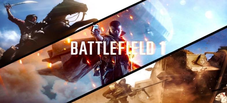 Battlefield 1, Call Of Duty WW2, EA, Activision, World War Battle Games