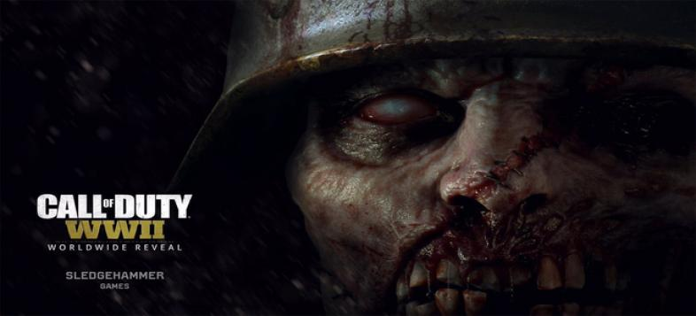 Call Of Duty WW2 Zombies, Call Of Duty WW2, Activision Games