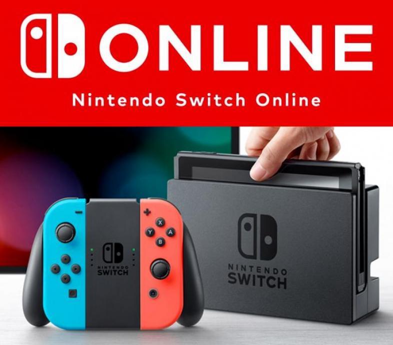 Nintendo Switch, Nintendo Switch Online, Nintendo online service, Nintendo 2018