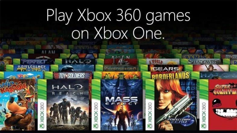 Backward Compatibility Microsoft Sony Xbox One 360 Playstation 4