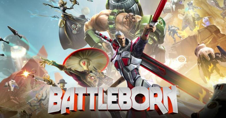 Battleborn free to play free-to-play F2P Gearbox Software