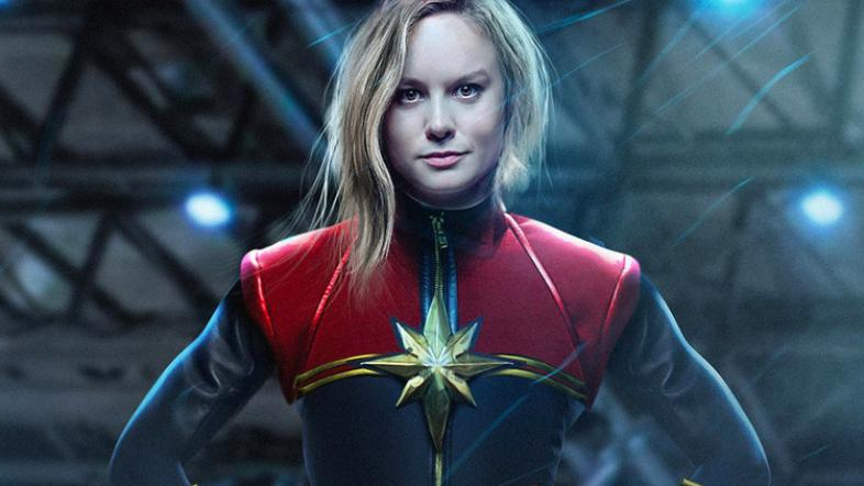 Captain Marvel interesting facts