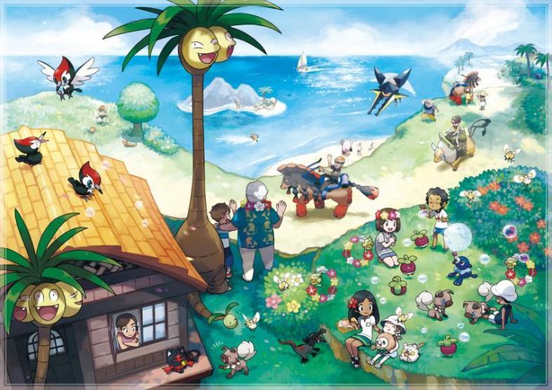 Pokémon, Pokémon games, Pokémon world, Pokémon universe
