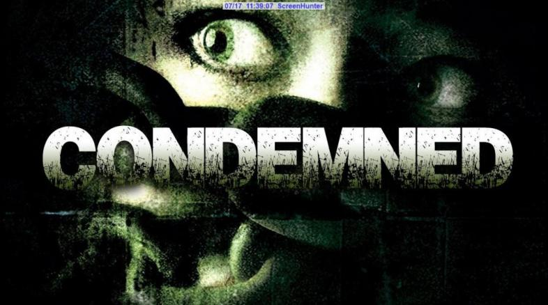 Condemned, Horror, Horror games, video games