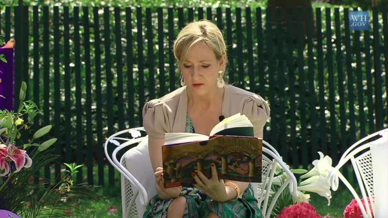 J.K. Rowling Illuminati