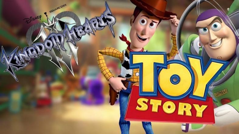 Kingdom Hearts III (Toy Story)