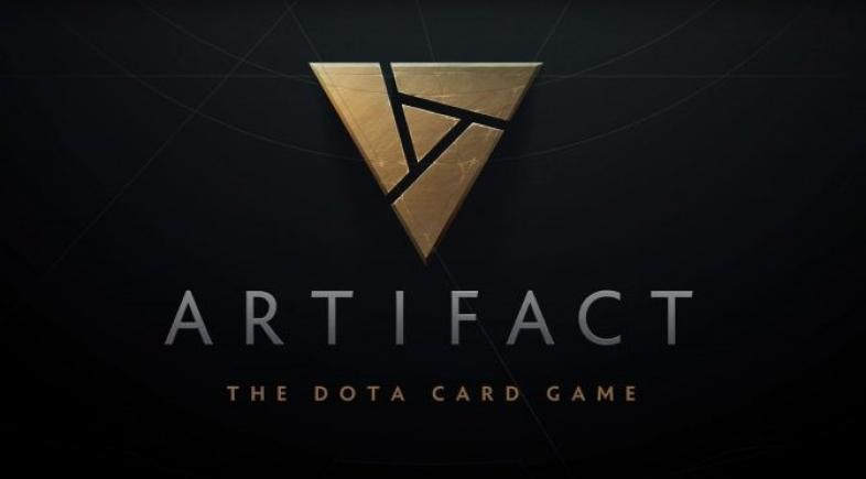 valve s trailer for dota card game artifact receives 20 000