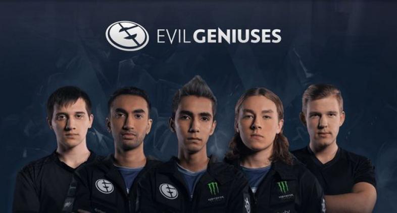 Evil Geniuses Dota 2 team