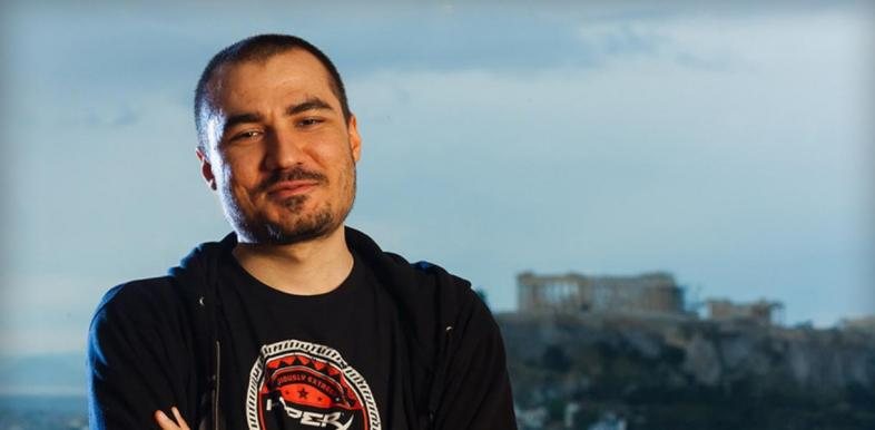 Hearthstone streamer and YouTube personality Kripparrian