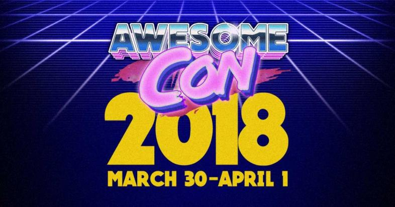 Awesome Con 2018