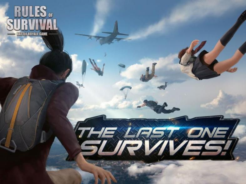 PUBG, NetEase, Rules of Survival