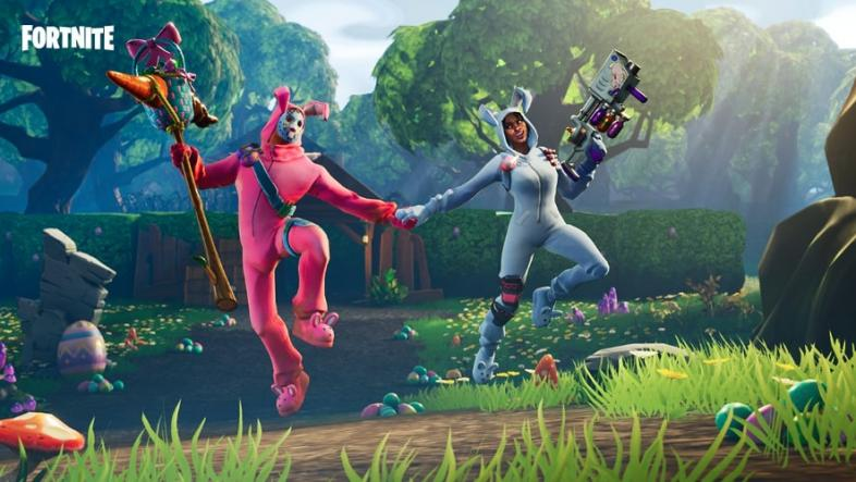 You Could See Fortnite Games With 100 Players in the Future
