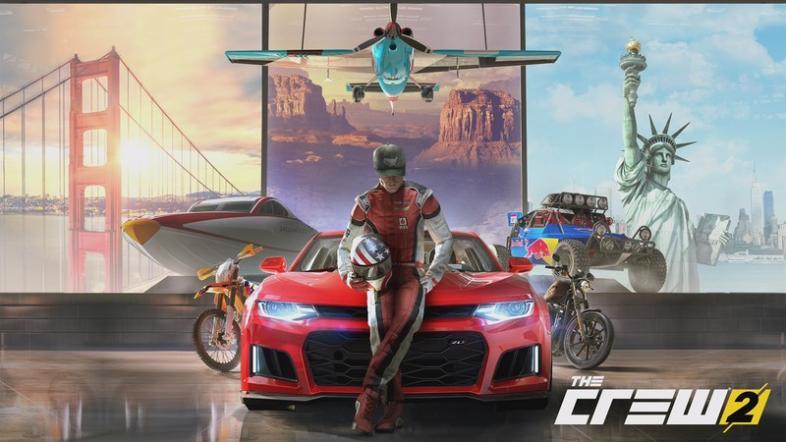 crew, crew 2, ubisoft, cars, e3, the crew, the crew 2, crew two