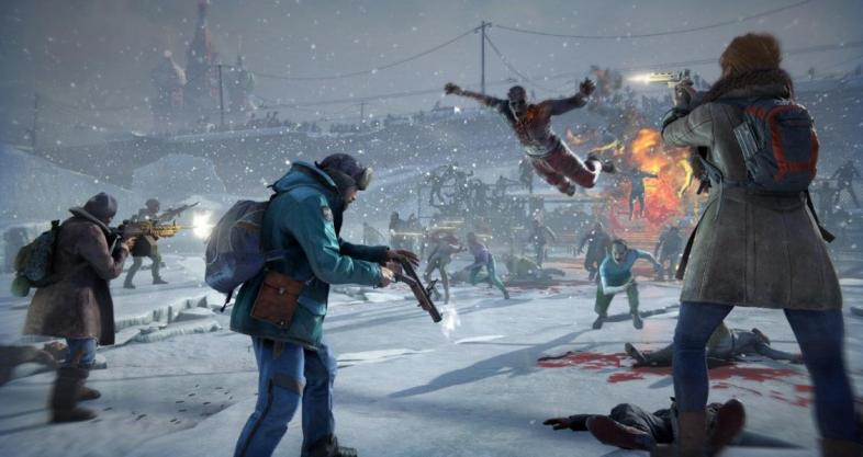 World War Z release date,gameplay, trailers, and news