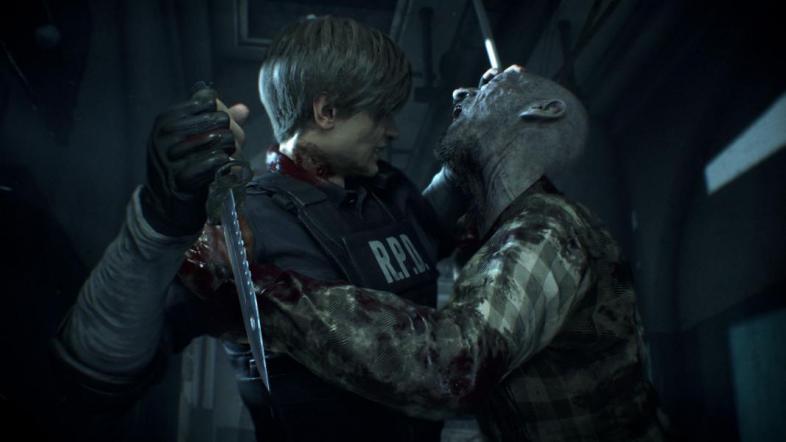 Resident Evil 2, Capcom, Remake, e3 2018, Gamescon 2018, Third-Person-Shooter