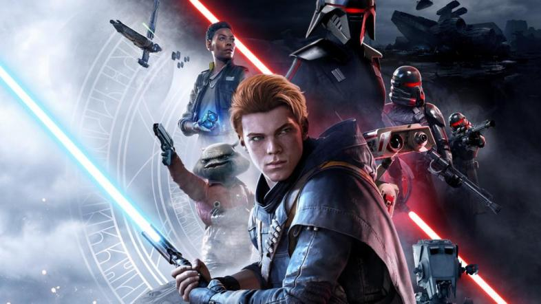 star wars games, jedi fallen order