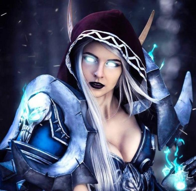 best blizzard cosplayers