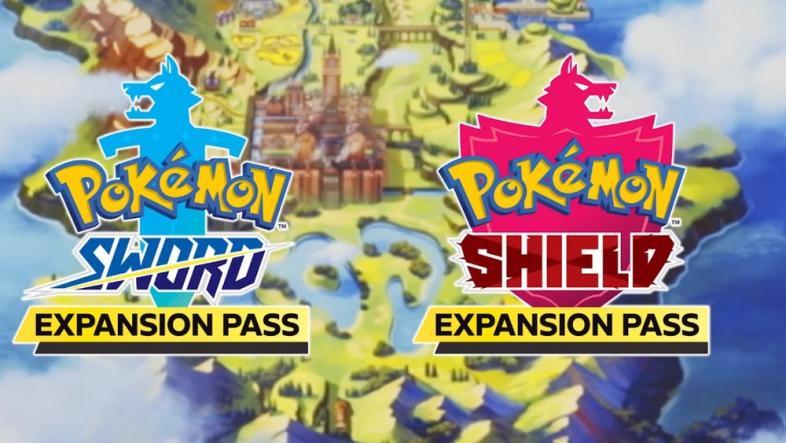 Pokémon Sword/Shield DLC Additions